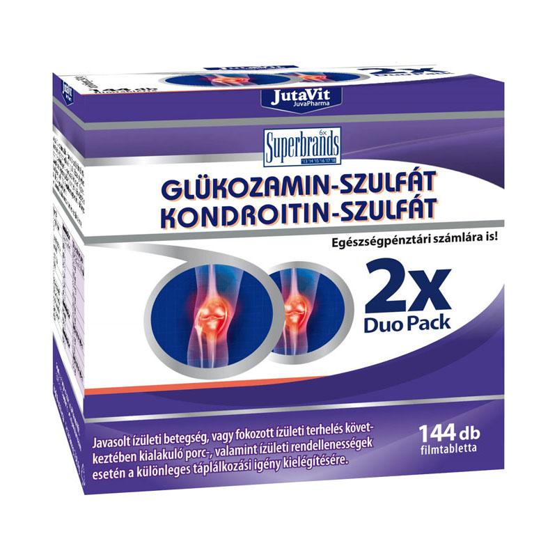 vásároljon chondroitint glükózamintablettákkal)
