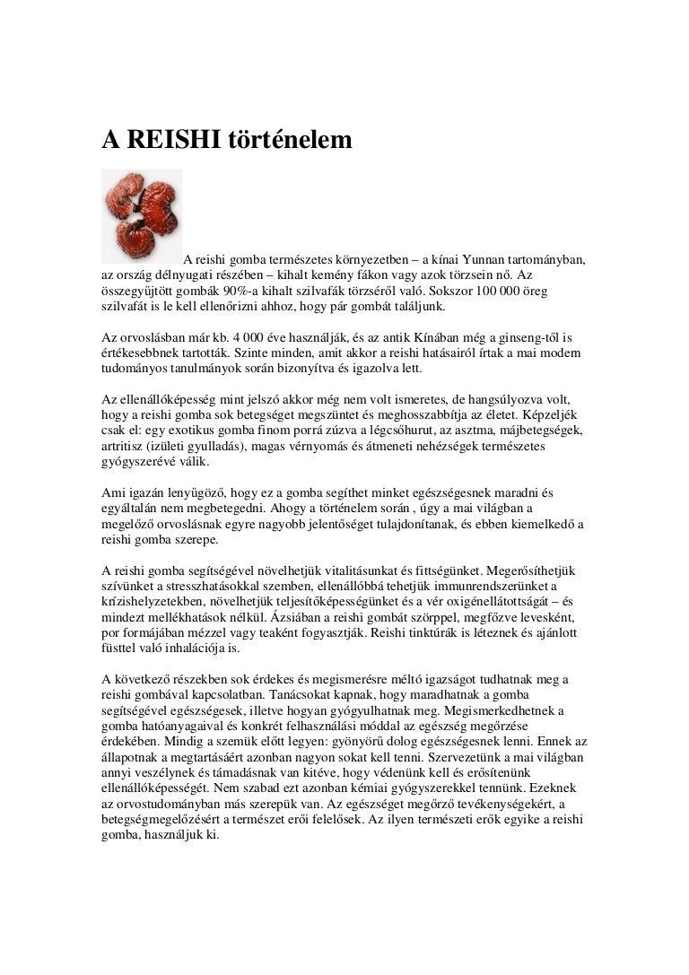 ízületi betegségről szóló jelentés)