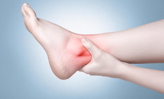 a láb kenőcsének ízületének gyulladása