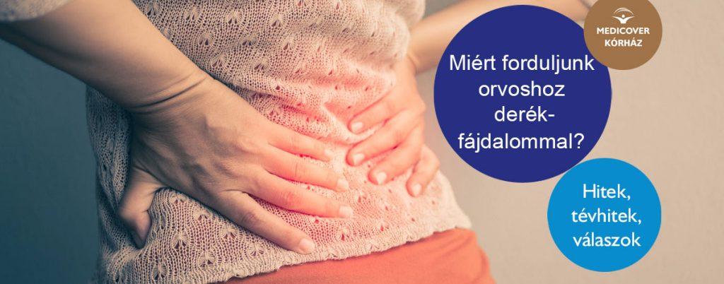 a csípőízület fájdalma esetén futtatható az artrózis a legújabb kezelés