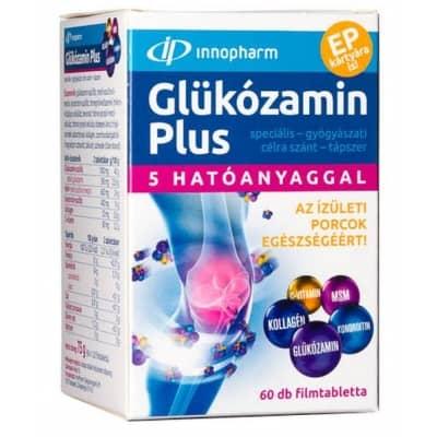 vitaminok glükózamin és kondroitin áron