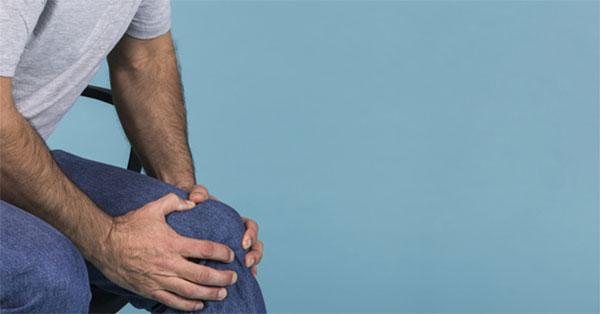 térdízület fájdalommasszázs