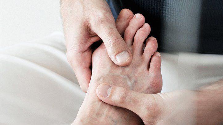 ízületi sugárkezelés fáj a lábak és a borjak ízületei