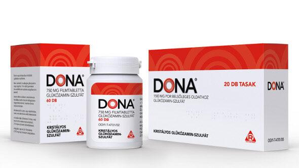 Glukozamin Pharma Nord mg - Ezzel az Ön térdei is