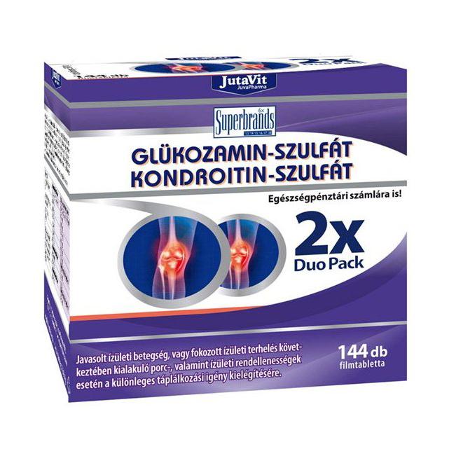 glükozamin-kondroitin és ízületi gyulladás)