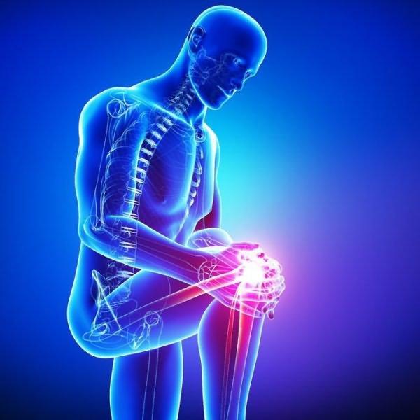 Burzitiszt a térdízület - tünetek és kezelés