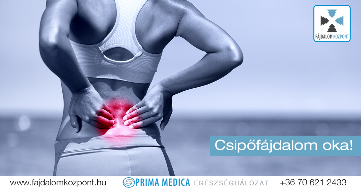Fáj a csípője? Mi lehet a csípőfájdalom oka?