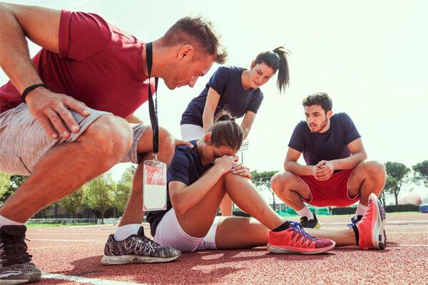 Sportsérülések az atlétikában