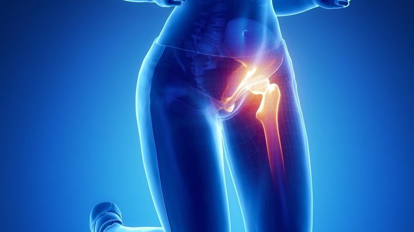 a hát és a csípőízületek kezelése