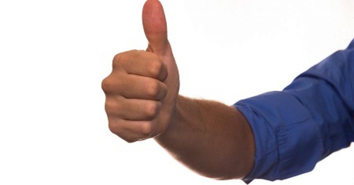 az egyik ujj fáj a karban