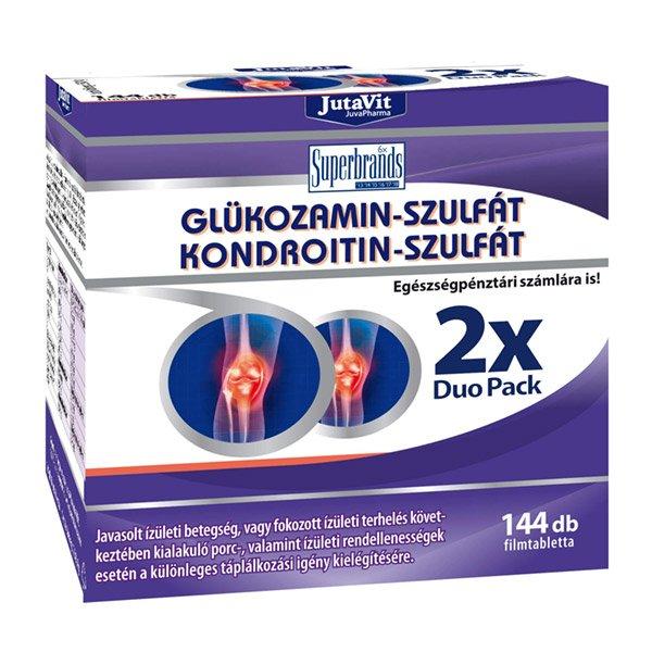 kondroitin és glükózamin ízületek számára)