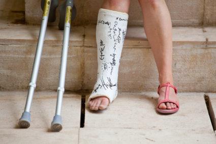 milyen kötést alkalmaznak a boka sérülése esetén)