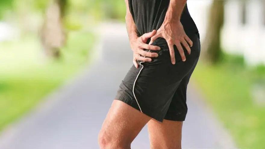csípő-sprain kezelésére