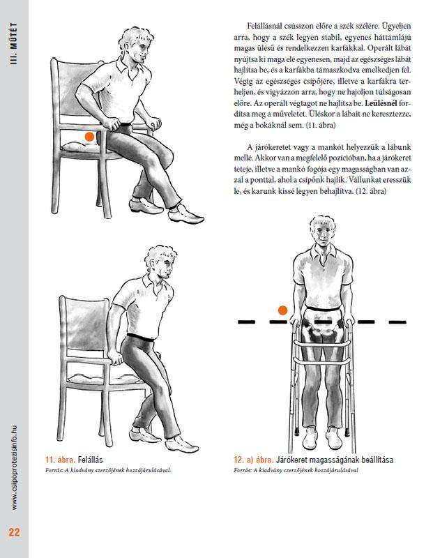 fájdalom a csípőprotézis területén)