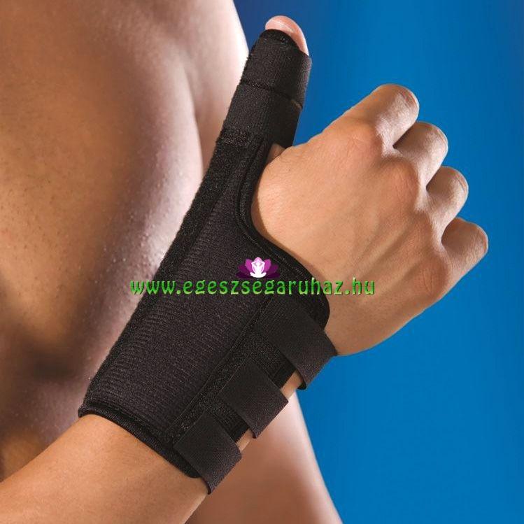 kenőcs a hüvelykujj artritiszére