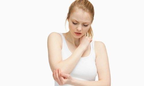 kiképzés a könyökízület fájdalmára