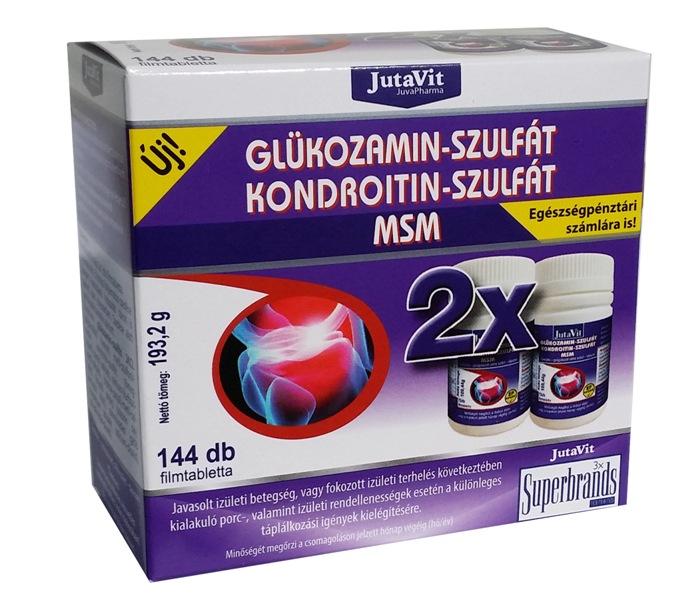 kondroitin glükózamin tabletta ára)