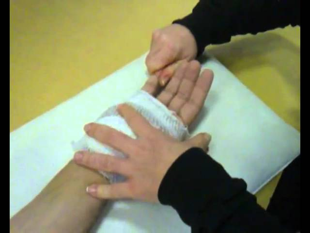 kéz izületeinek gyulladása