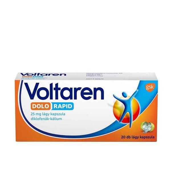 VOLTAREN 75 mg retard filmtabletta