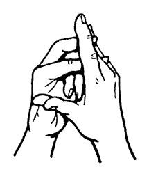ízületi fájdalom a hüvelykujj alján)